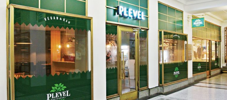 Plevel vegan & raw restaurant
