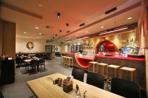 IN Loco Budvar restaurant