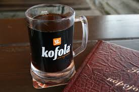 Kofola, popular Czech lemonade - better than coca cola