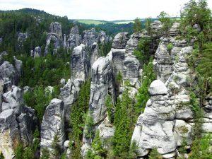 Adršpachské skály